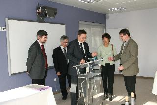Signature d'une convention entre EDIAC Formation et la FISAF