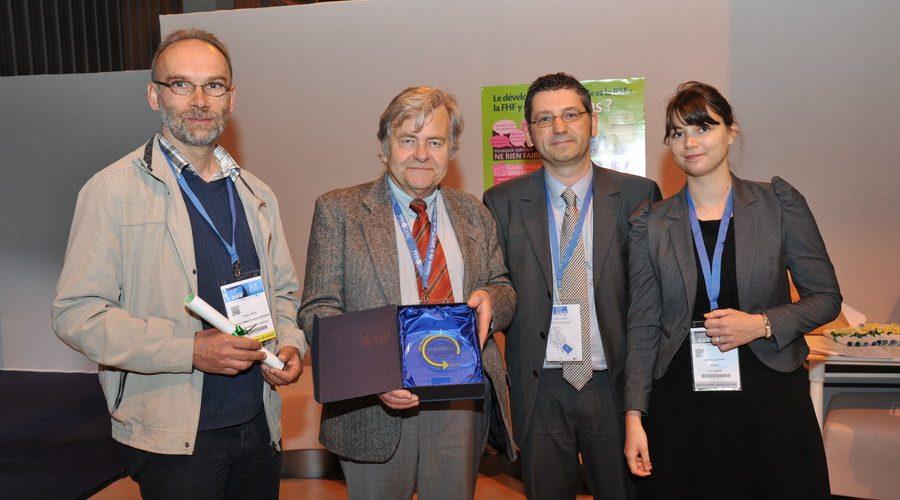 L'EHPAD Emmaüs-Diaconesses Koenigshoffen a été récompensé par le Trophée National du Développement Durable