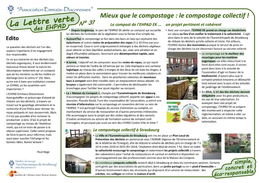 Compost collectif
