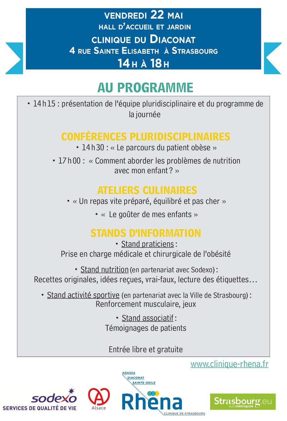 Journée Européenne de l'obésité 2015