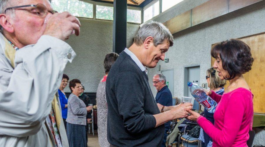 Rencontre des bénévoles 2015