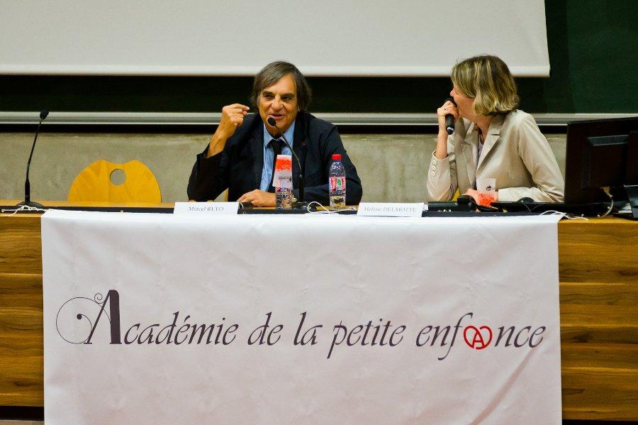 Conférence Marcel Rufo Strasbourg
