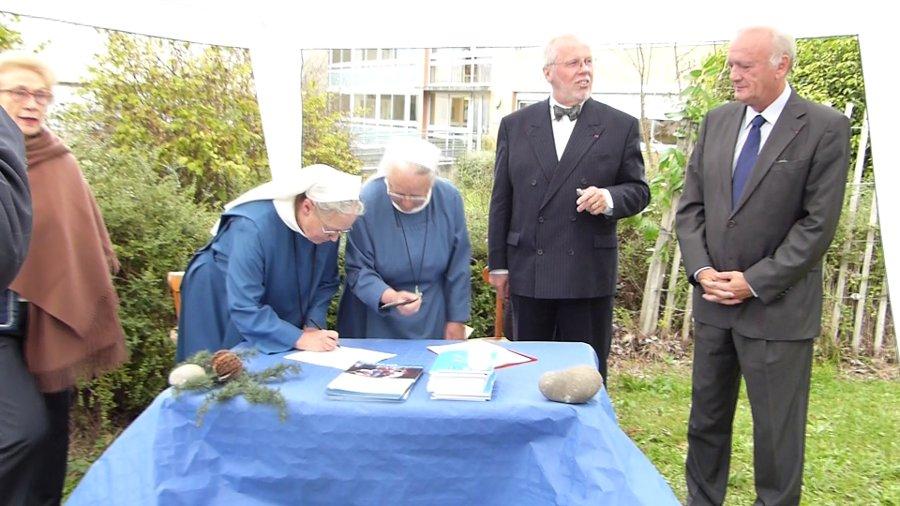 Jumelage avec la Fondation des Diaconesses de Reuilly