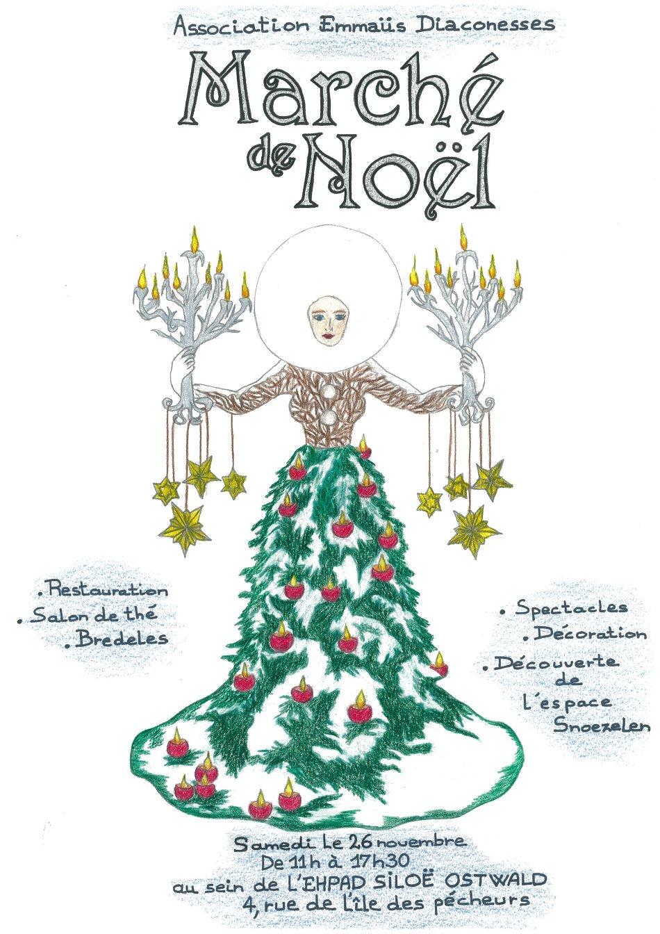 Marché de Noël Ostwald