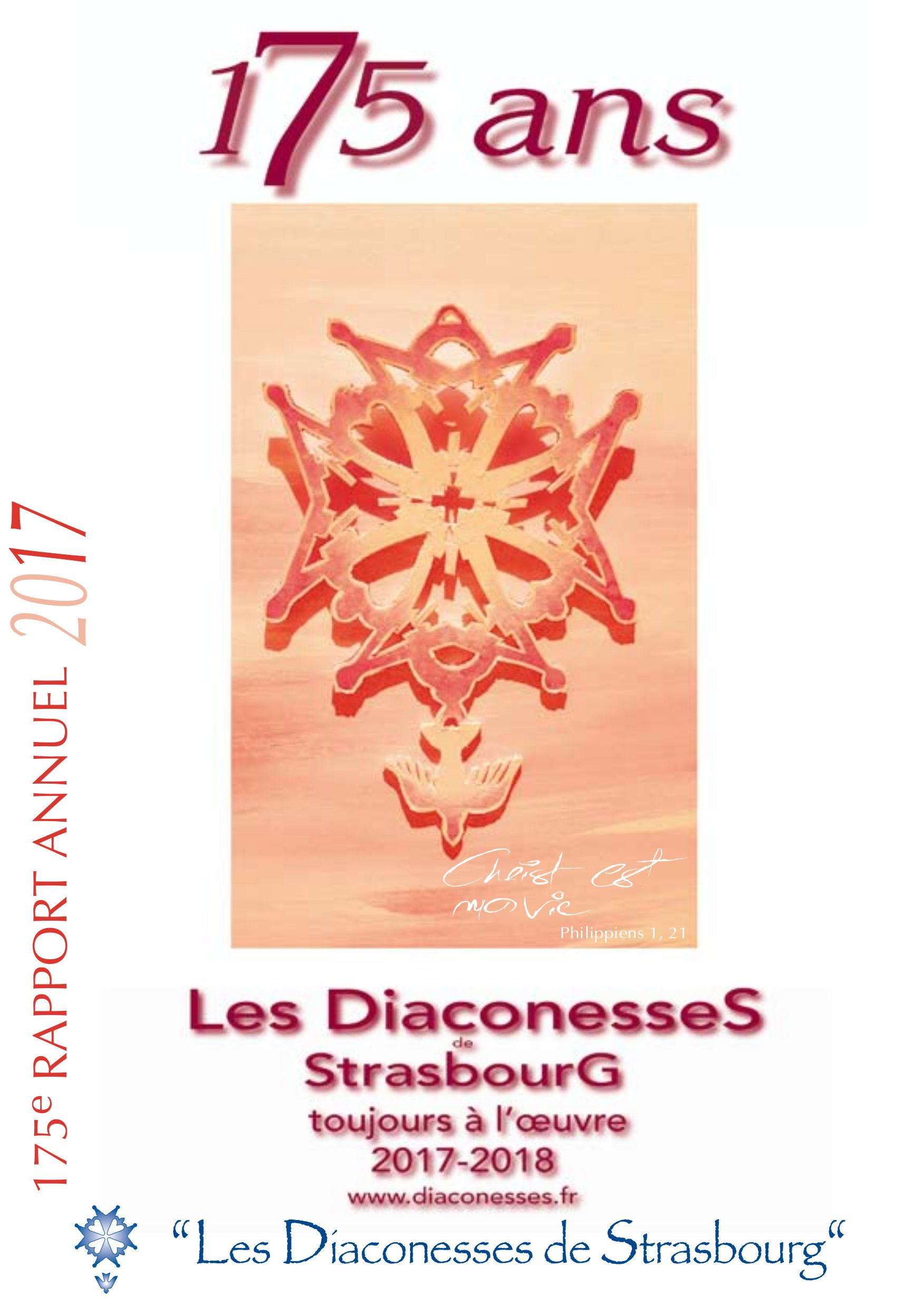 Rapport annuel Diaconesses 2017