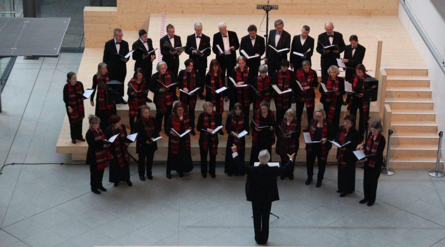 Musique chorale balte à capella, chants sacrés et profanes Strasbourg