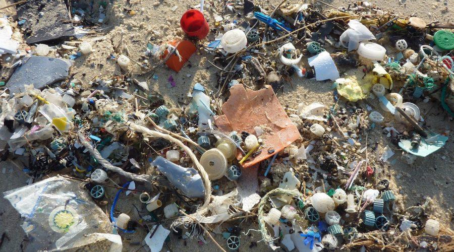 Déchets pollution