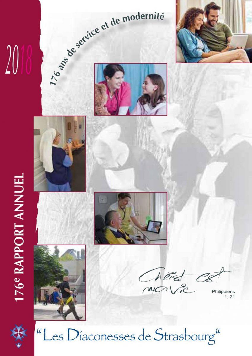 Rapport annuel des Diaconesses de Strasbourg