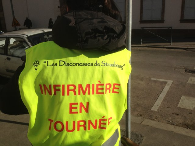 Infirmière Pôle santé Strasbourg