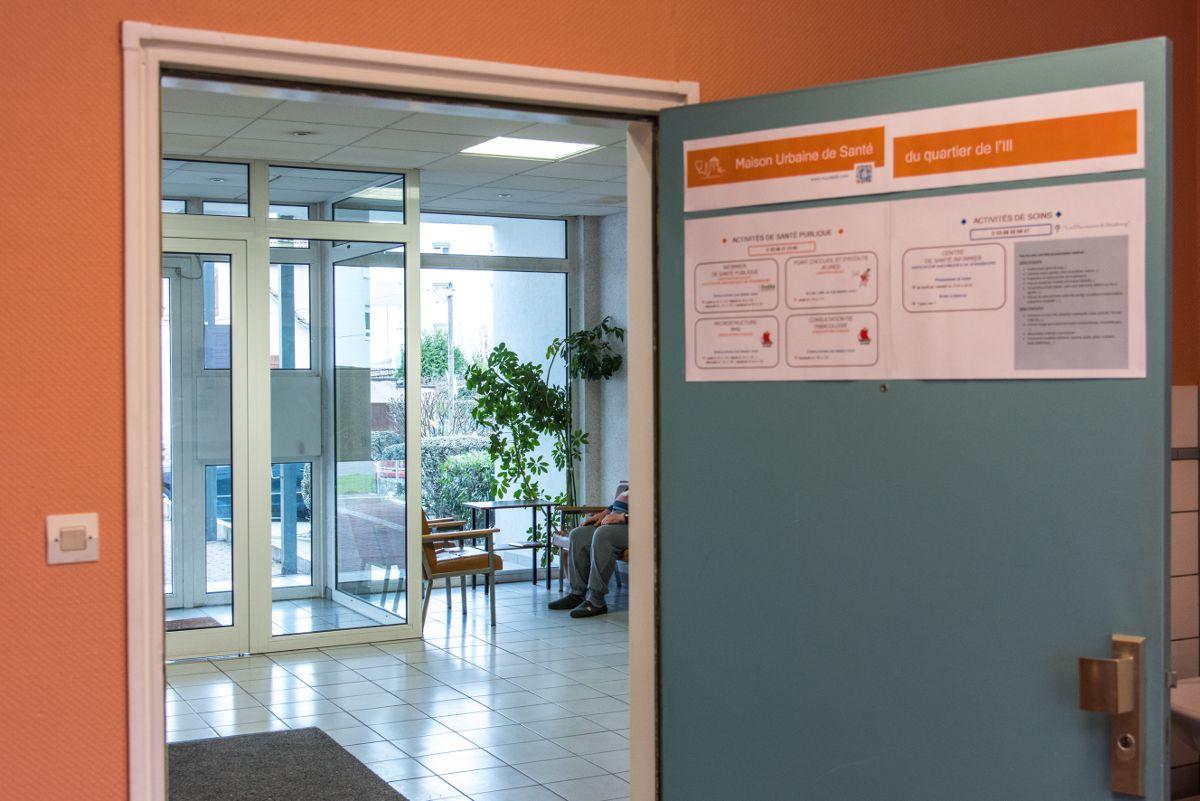 Centre de santé Strasbourg Cité de l'Ill
