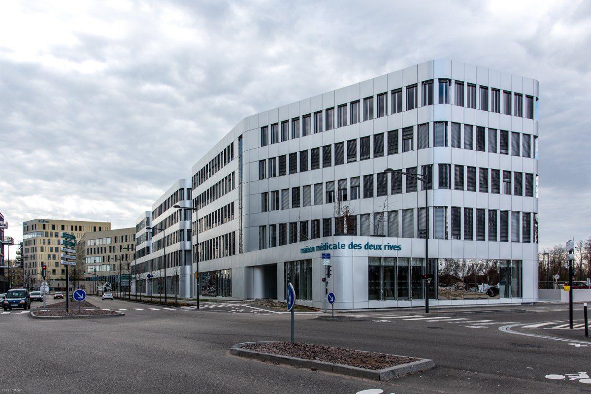 Centre de santé Strasbourg Deux Rives