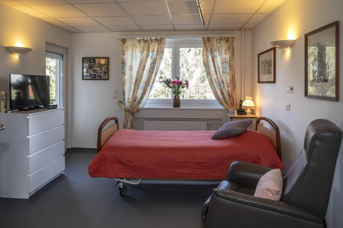 Ehpad Strasbourg Koenigshoffen chambre