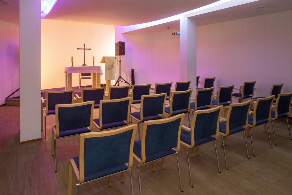 Chapelle EHPAD Koenigshoffen