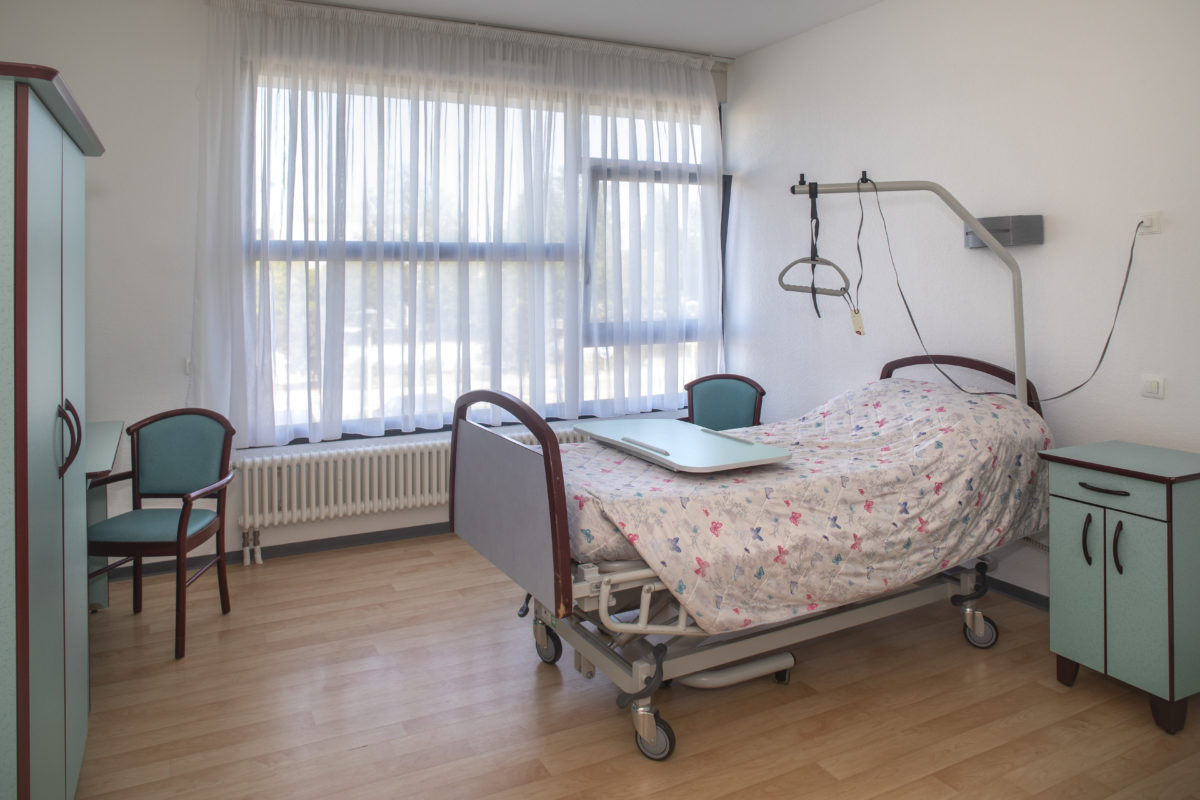 EHPAD Ostwald Siloé chambre