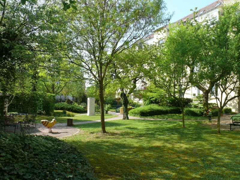 Maison de retraite Strasbourg Alsace EHPAD Bethlehem