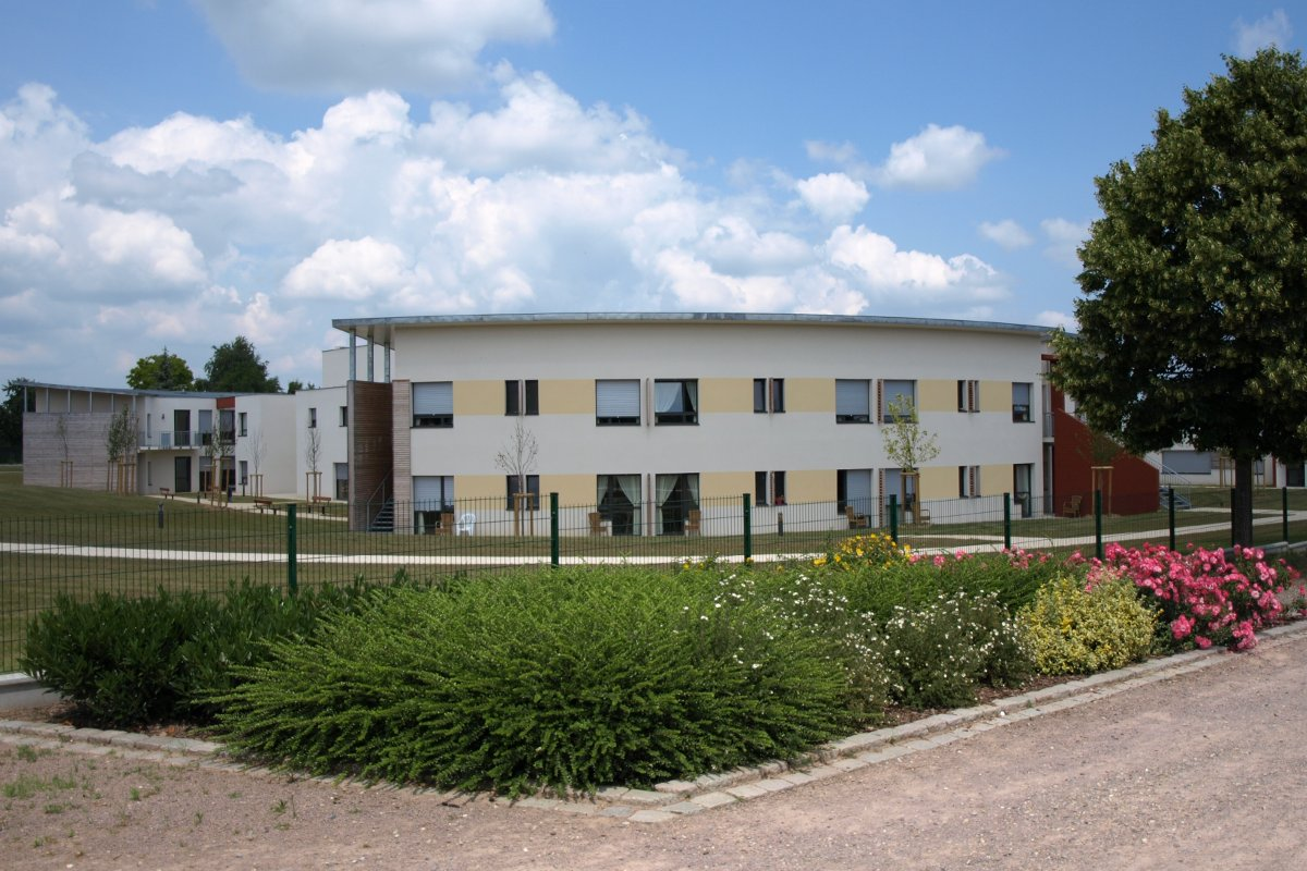 Maison de retraite Strasbourg Alsace EHPAD Vendenheim